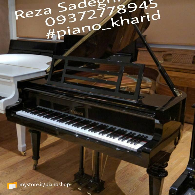 پیانو آکوستیک با اقساط بلند مدت