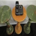 میز تلفن مرمر سبز thumbnails